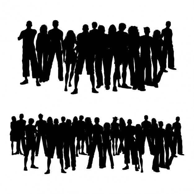 626x626 Crowd Vectors, Photos And Psd Files Free Download