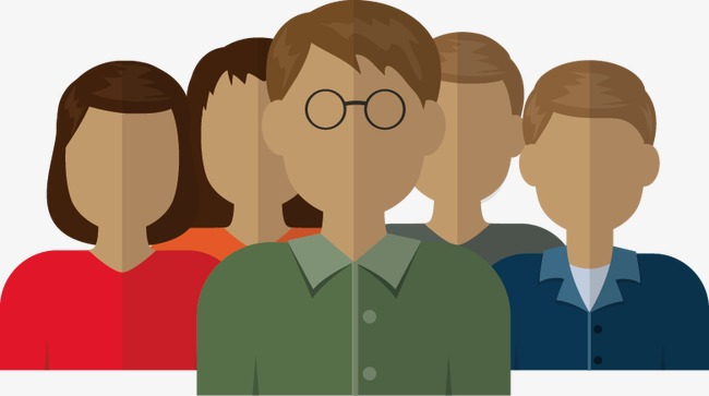 650x363 A Group Of People, People Clipart, Student, Group Vector Png And