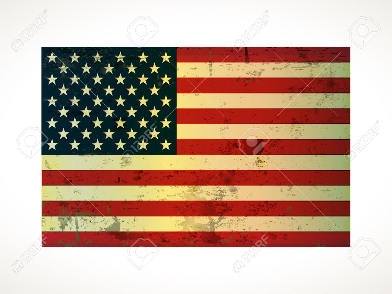 grunge american flag vector at getdrawings com free for personal