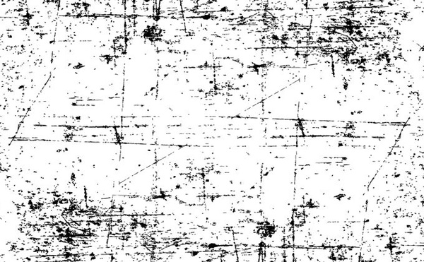 600x371 Abstract Background Black White Grunge Style Free Vector In