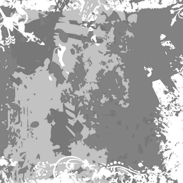 640x640 Background With Grunge Texture. Vector Illustration., Grunge