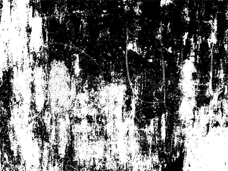 800x600 Dark Grunge Texture Overlay. Aged Paint Texture. Dirty Wall