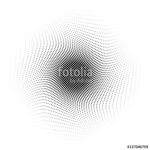 500x500 Halftone. Grunge Halftone Vector Background. Halftone Dots Vector