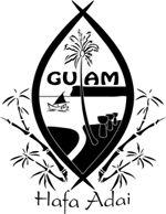 Guam Seal Vector