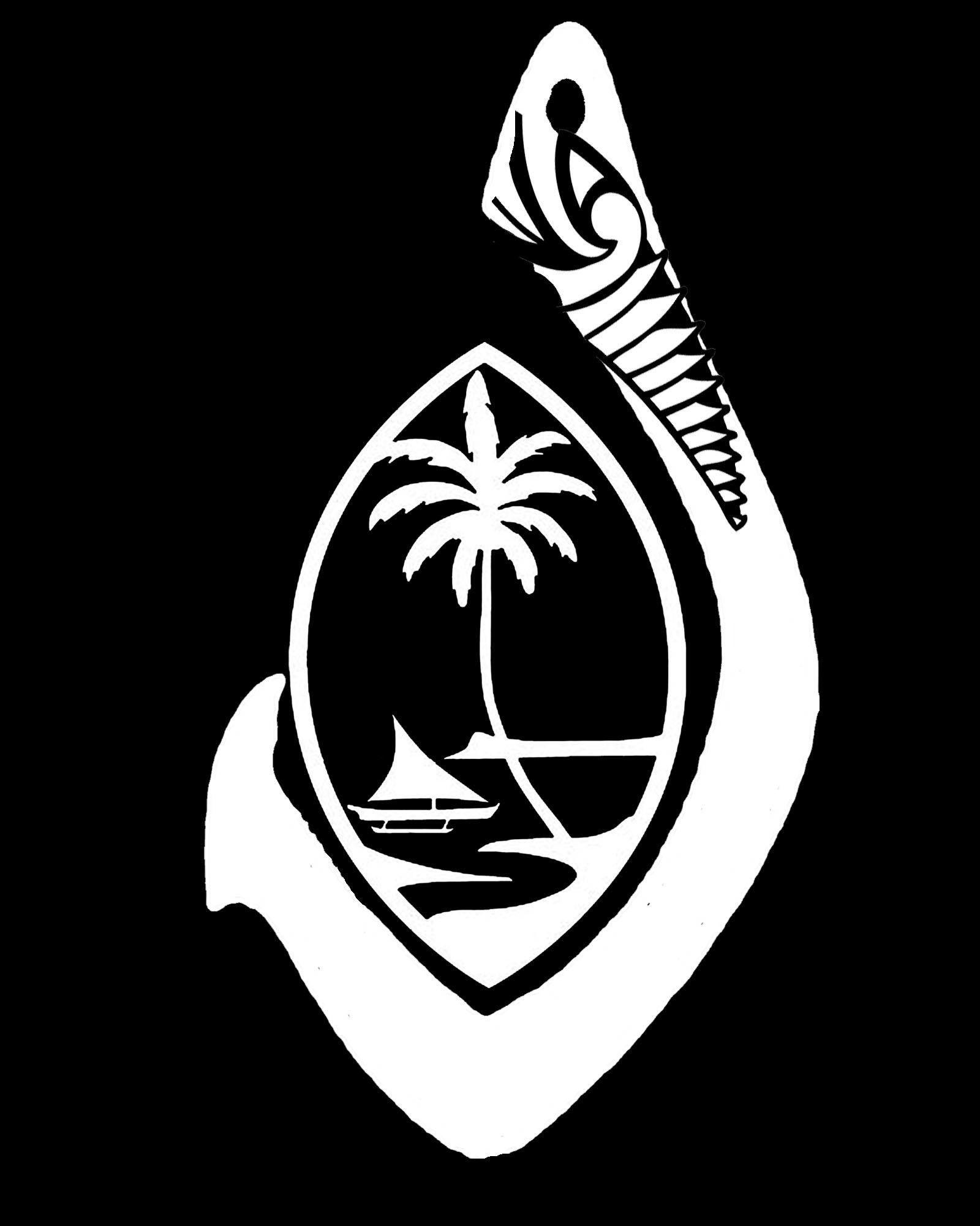 1600x2000 Guam Seal With Hook Decal Guam Decal 1 Guam
