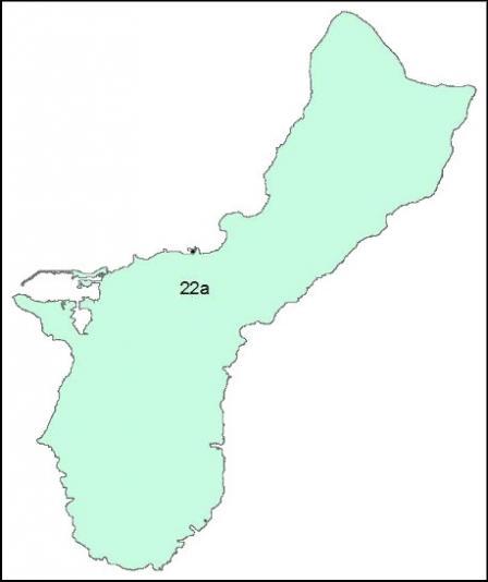 448x534 Nhdplus Guam Data (Vector Processing Unit 22g) Water Data And