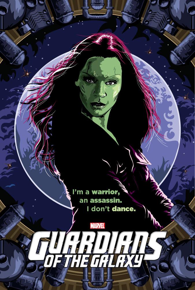 675x1000 Guardians Of The Galaxy Traffik Cone Design
