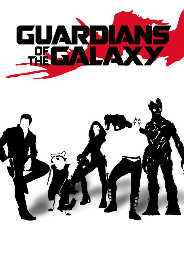 640x960 Guardians Of The Galaxy Fan Art Poster By Punmagneto