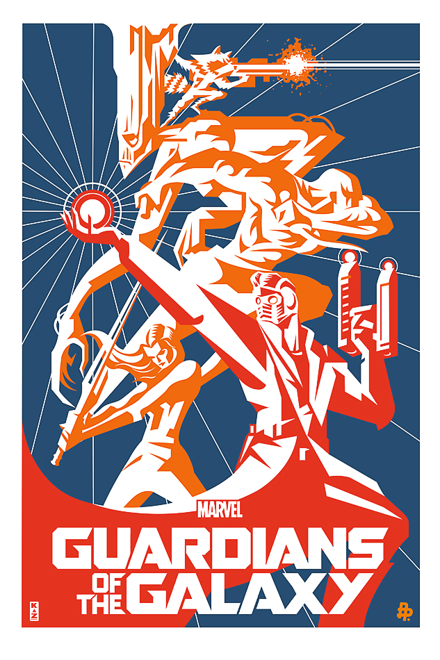 633x950 39 Brilliant Guardians Of The Galaxy Fan Art Designbump
