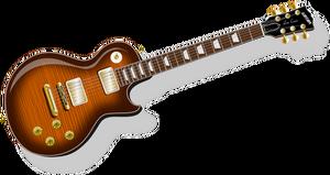 Guitar Vector Art