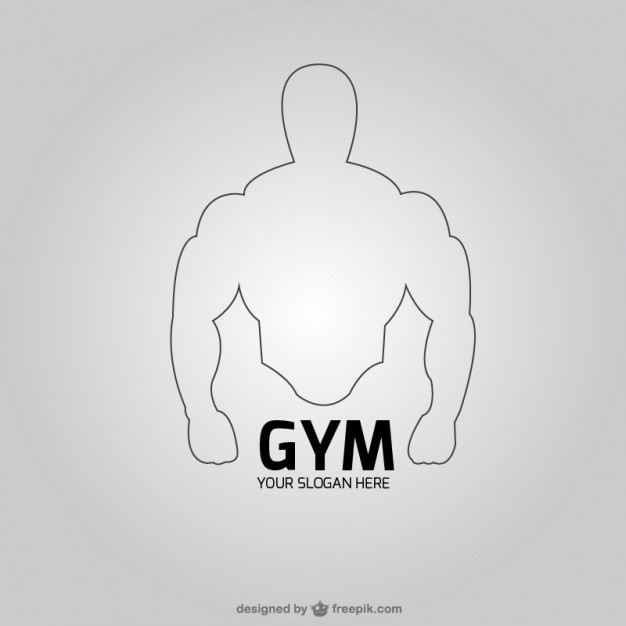 626x626 Gym Club Logo Vector Free Vector Download In .ai, .eps, .svg Format