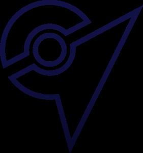 281x300 Pokemon Go Gym Logo Vector (.ai) Free Download