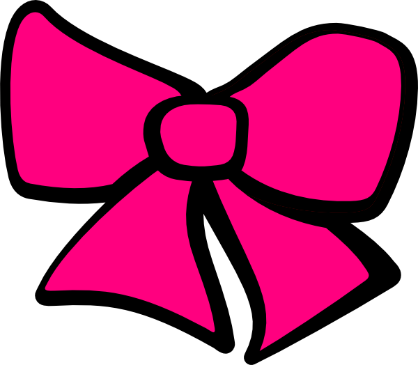 600x524 Collection Of Free Bow Vector Cheer. Download On Ubisafe