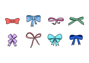 352x247 Hair Ribbon Free Vector Free Vector Download 429299 Cannypic