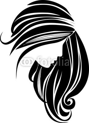 290x400 Hair Logo {Double R Hair Salon} Hair Logos Salons