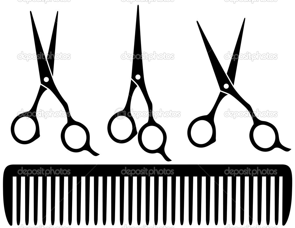 1023x789 Scissors Clipart Styling ~ Frames ~ Illustrations ~ Hd Images