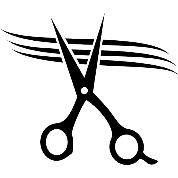 626x626 Scissors Cutting Hair Icons Free Download