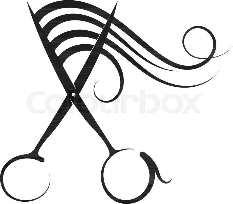 800x699 Hair, Salon, Scissors, Hairdresser, Beauty, Vector, Haircut