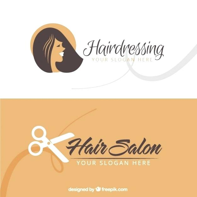 626x626 Hair Salon Business Cards Templates Free Card Vector Download