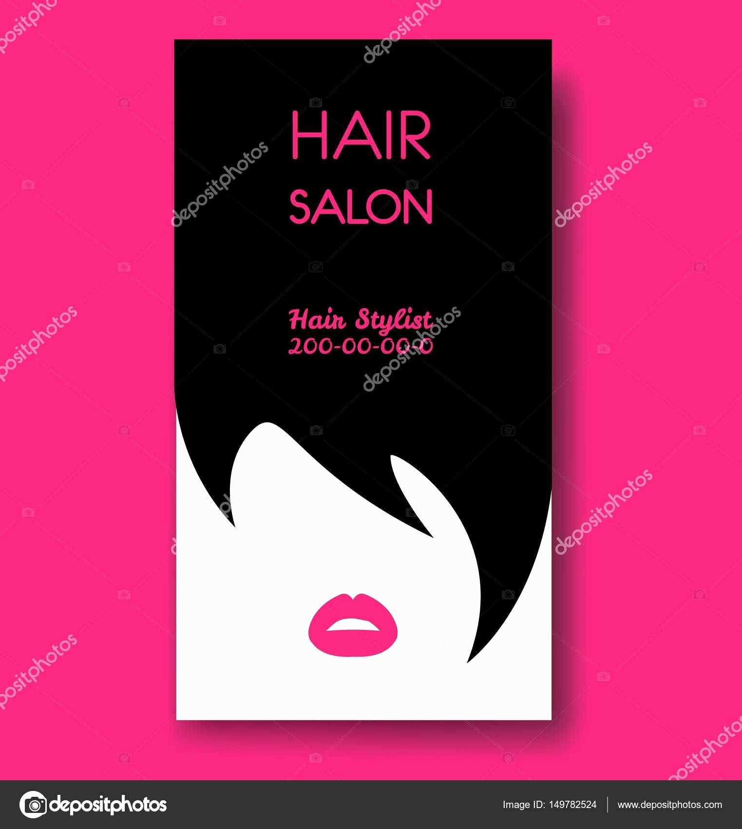 1523x1700 Hair Stylist Business Cards Templates Free Beautiful Hair Stylist
