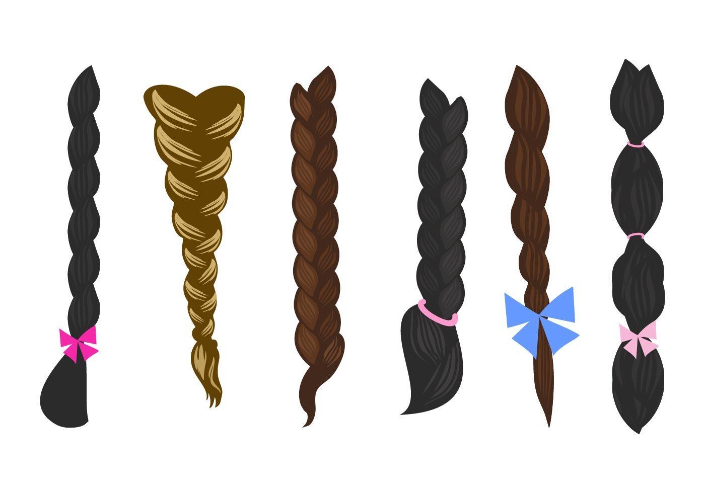 1400x980 Hair Stylist Vector Art