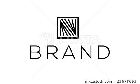 450x272 Hair Stylist Vector Logo Template. Hairdresser