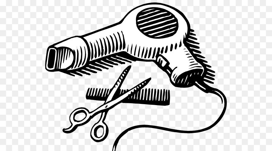 900x500 Comb Hair Dryers Hair Iron Clip Art