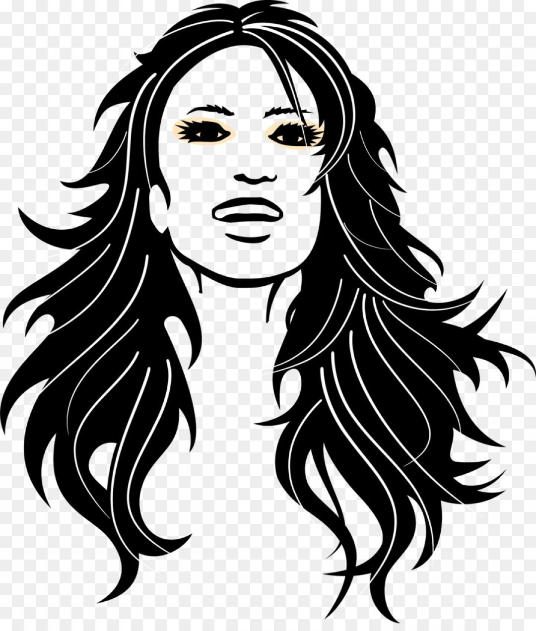 1080x1272 Png Long Hair Woman Beauty Parlour Clip Art European S Shopatcloth