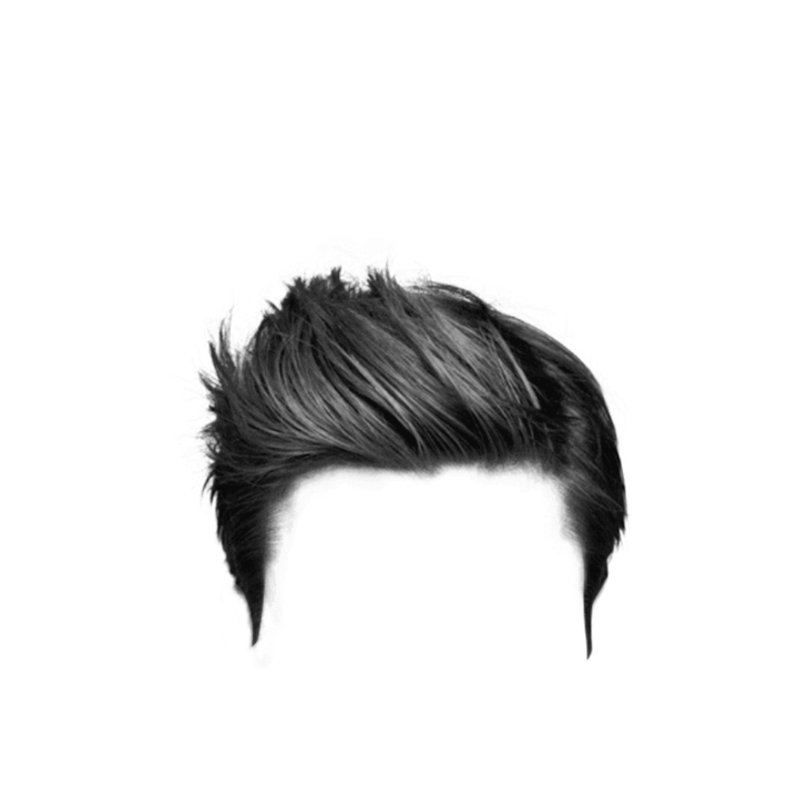 720x720 Collection Of Free Hair Vector Real. Download On Ubisafe