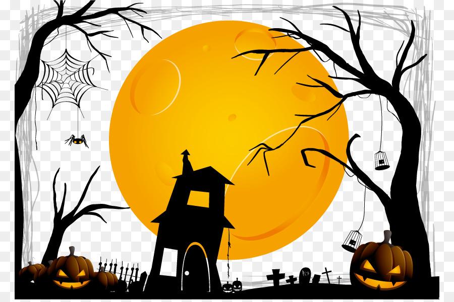 900x600 Halloween Clip Art