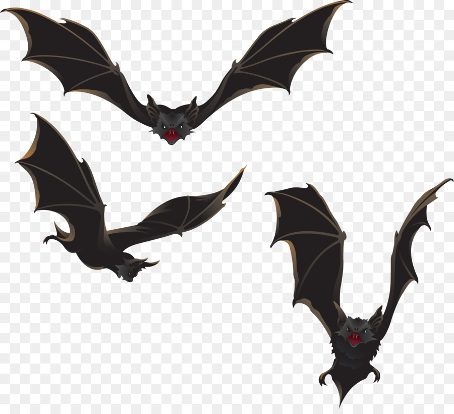900x820 Bat Halloween Clip Art