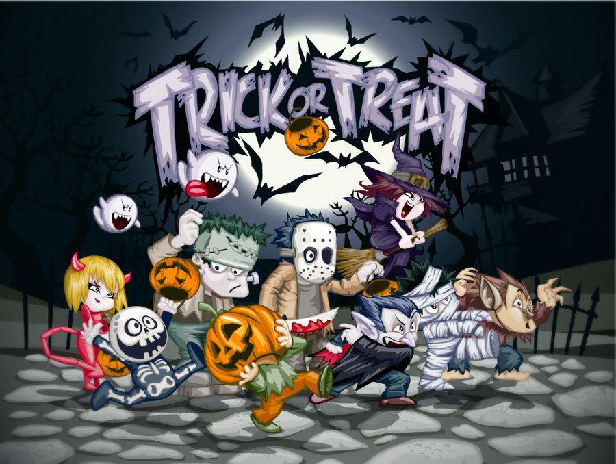 900x678 Free Halloween Vector Art Pack By Pixeden