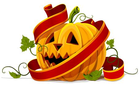450x286 Free Halloween Vector Pumpkin Icons Free Download