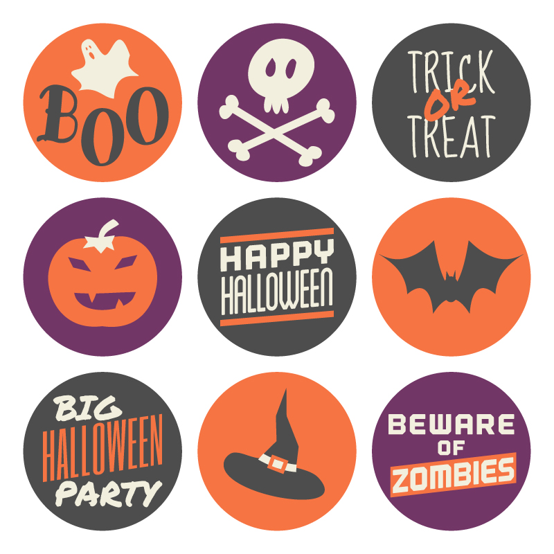 800x800 Halloween Beware Of Zombies Vector Free Vector Graphic Download