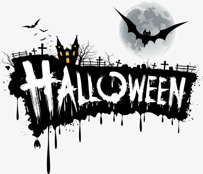 650x555 Halloween Vector Font Design, Vector Halloween, Happy Halloween