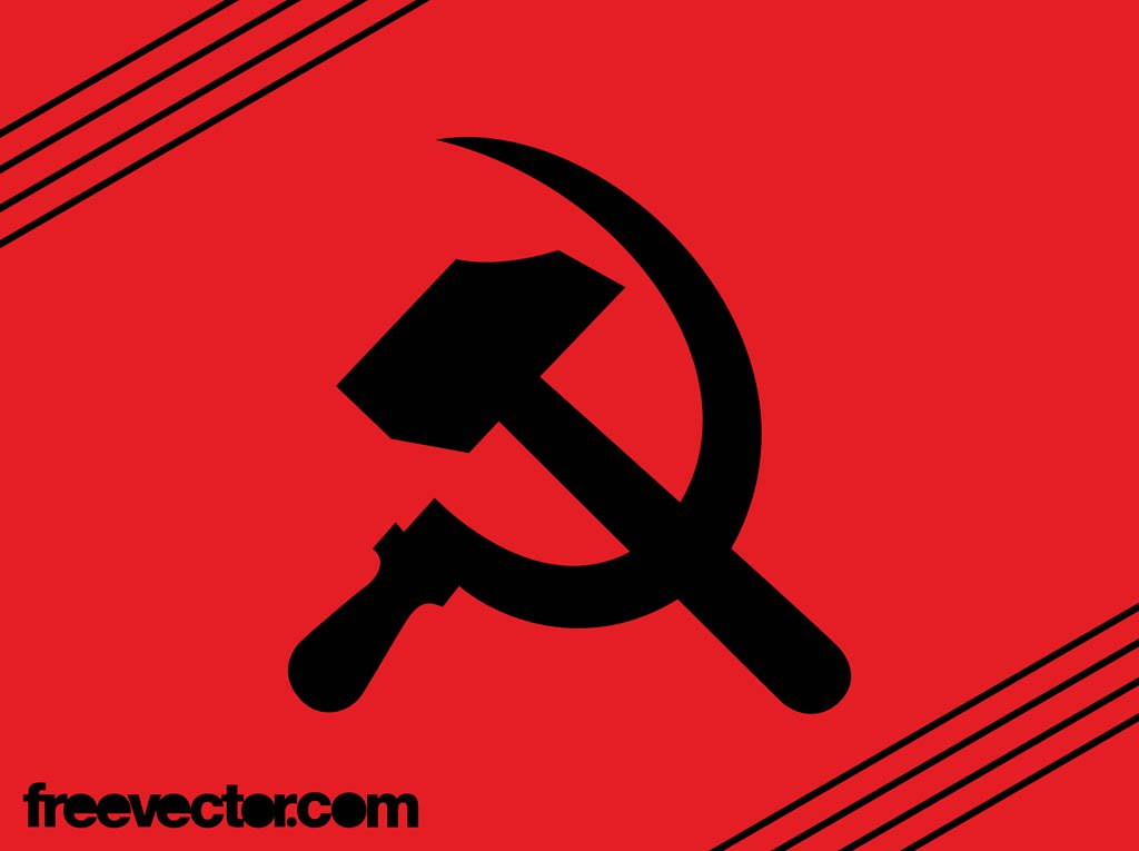 1024x765 Communist Hammer And Sickle Icon Vector Art Amp Graphics