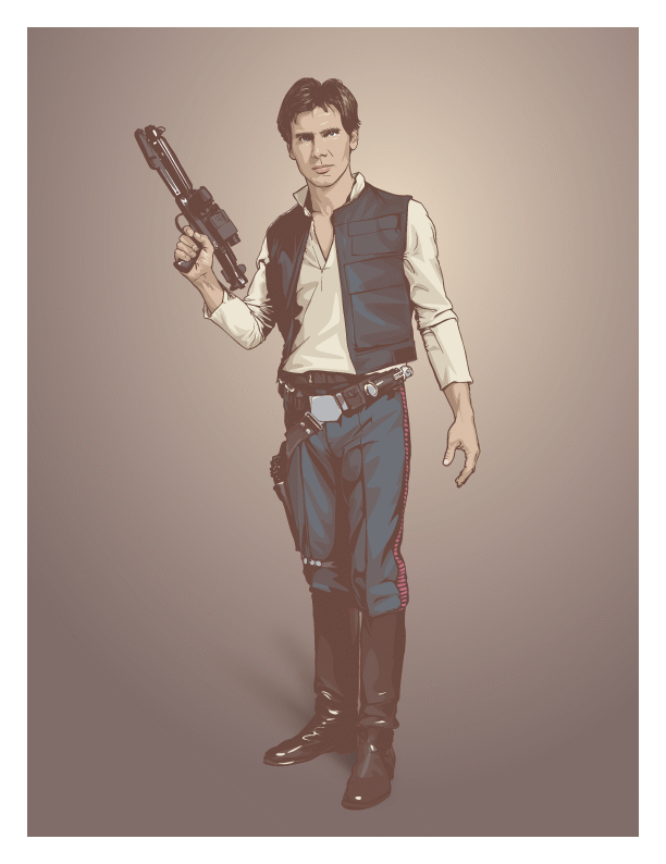 612x794 Star Wars Vector Art This Is Pure Brilliance Board Of Star Wars