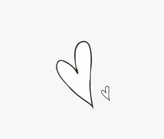 650x551 Hand Drawn Heart Shaped Vector, Hand Vector, Beautiful, Heart