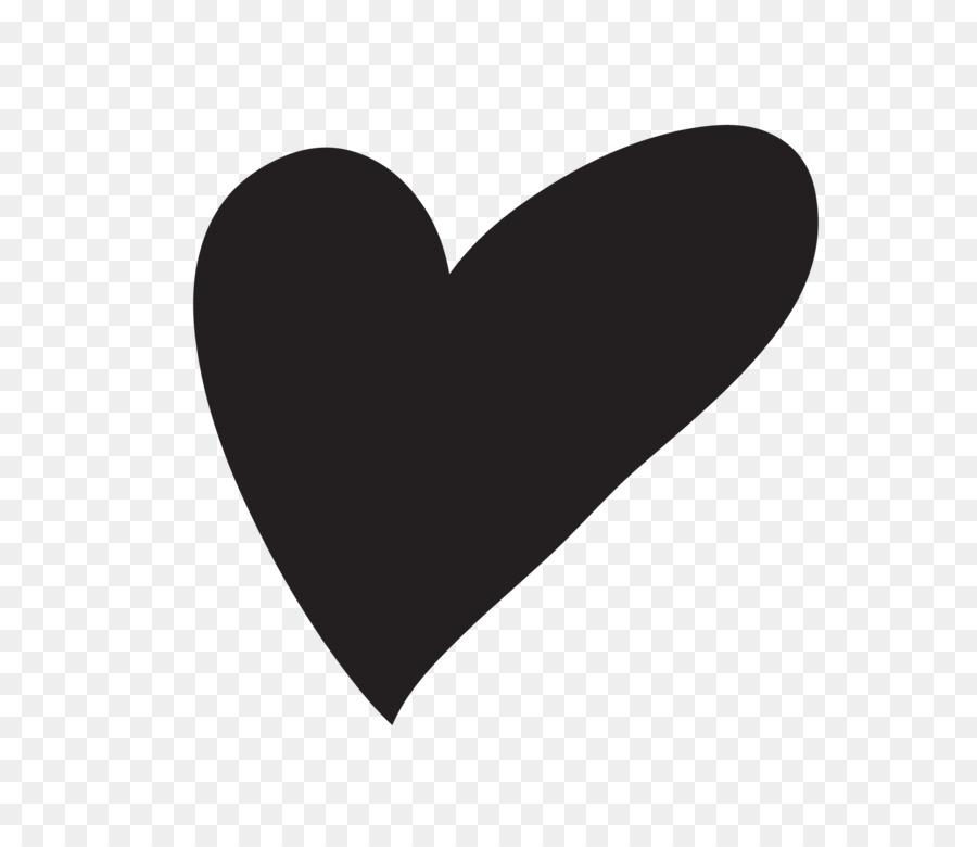 900x780 Heart Drawing
