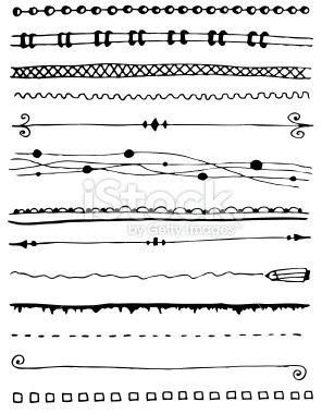 296x380 Doodles Design Element Doodle Vector Art, Hand