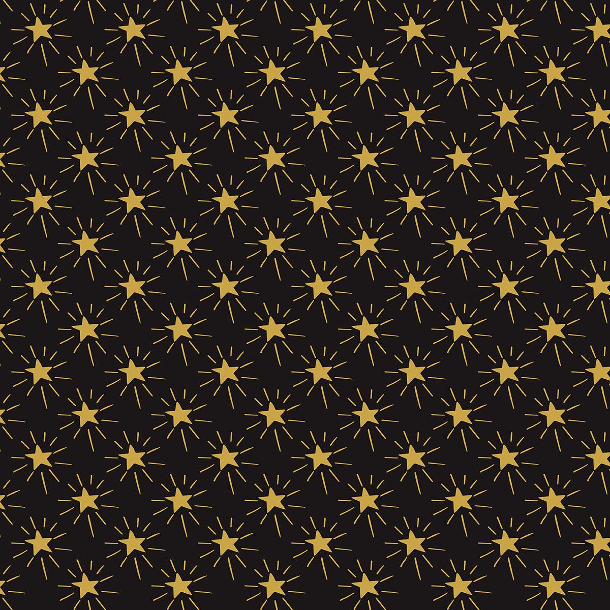 1200x1200 Hand Drawn Star Free Vector Art