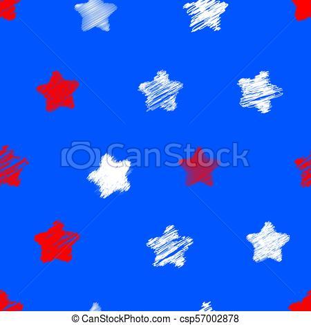 450x470 Stars, Seamless Pattern, Hand Drawn Stars, Card, Abstract