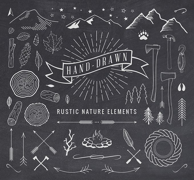 680x631 Incredible Hand Drawn Vector Freebies For Designers