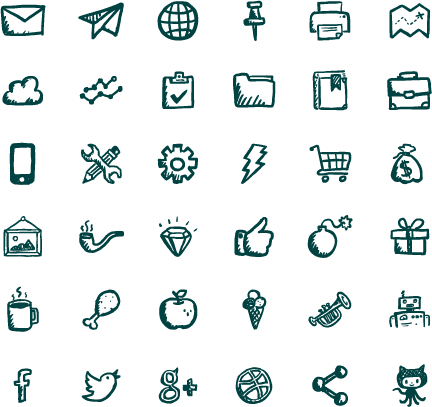 432x407 Collection Of Free Vector Hands Drawn. Download On Ubisafe