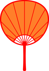 207x299 Collection Of Hand Fan Clipart Png High Quality, Free