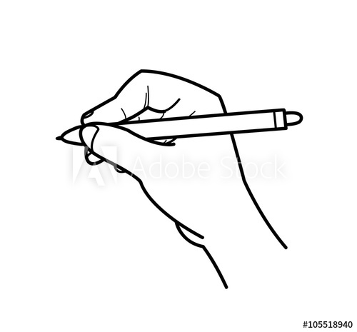 500x465 Hand Drawing Doodle, A Hand Drawn Vector Doodle Illustration Of A