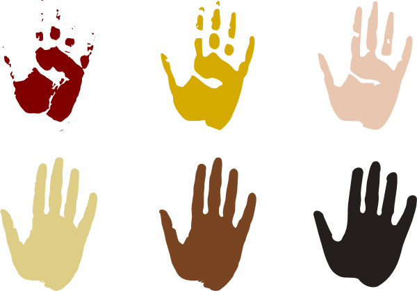Hand Palm Vector