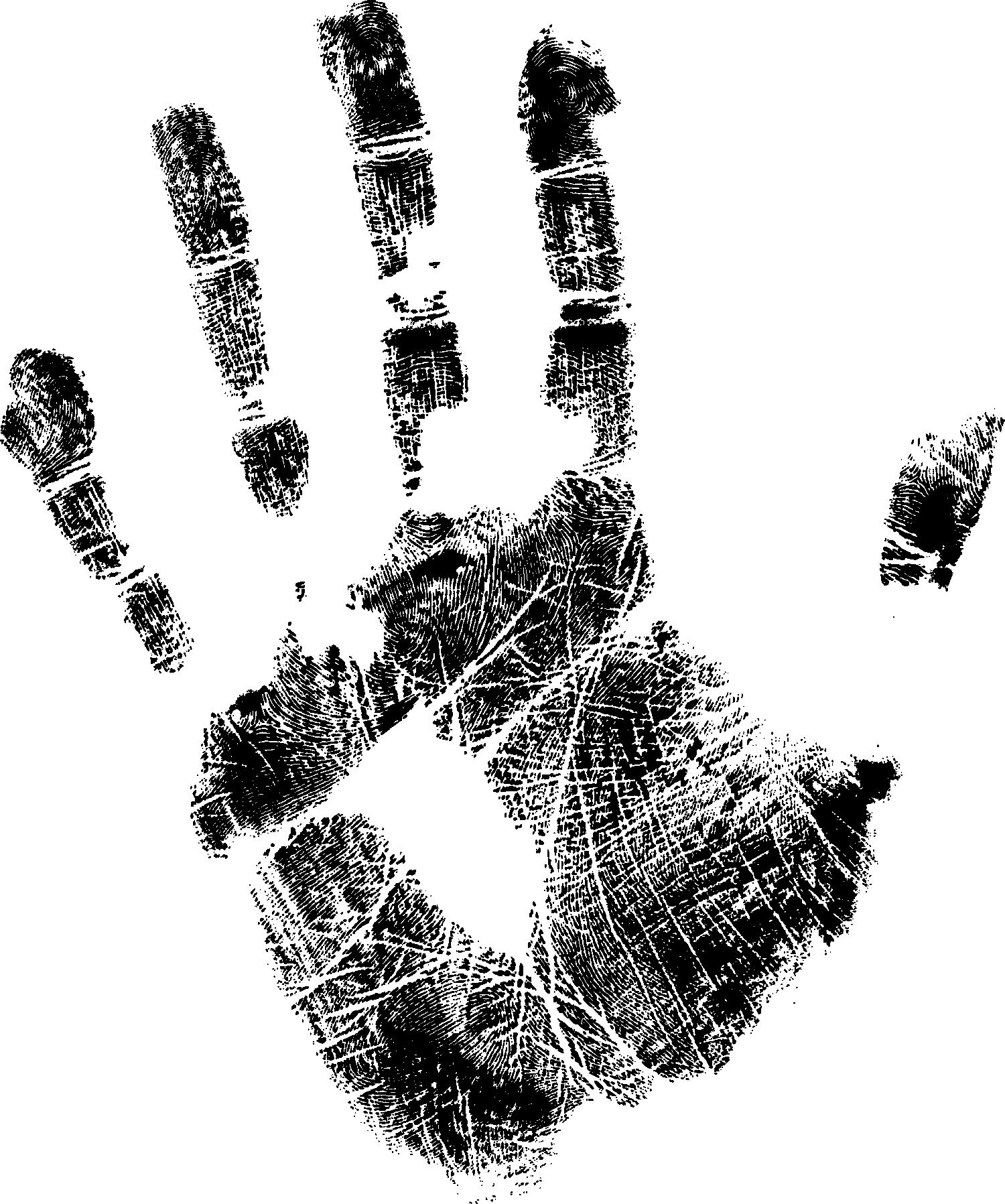 1500x1797 15 Handprint Drawing Zombie For Free Download On Mbtskoudsalg