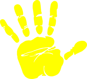 300x273 15 Vector Human Handprint For Free Download On Mbtskoudsalg