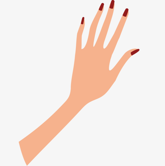 650x651 Hand Painted Vector Hand Care, Hand, Vector, Nursing Png Image And